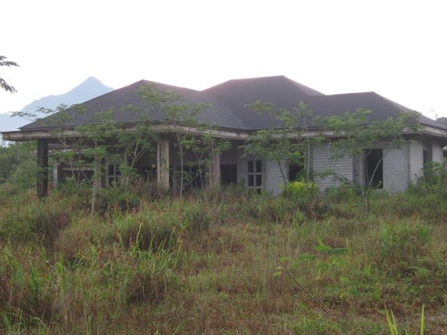 Rumah Dinas Bupati Bengkayang